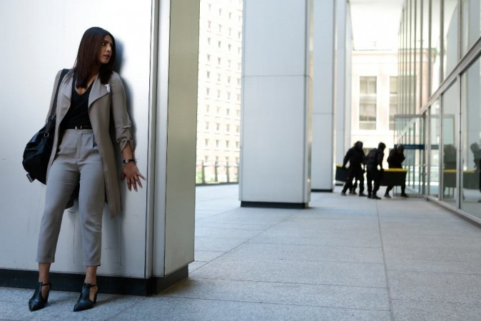 Season 2 of Quantico premieres on Sunday, September 25