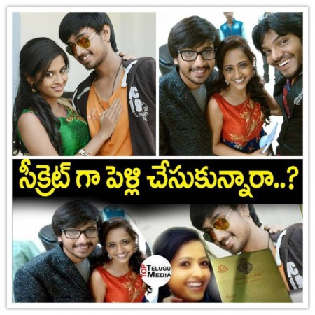 Raj Tarun and Laasya