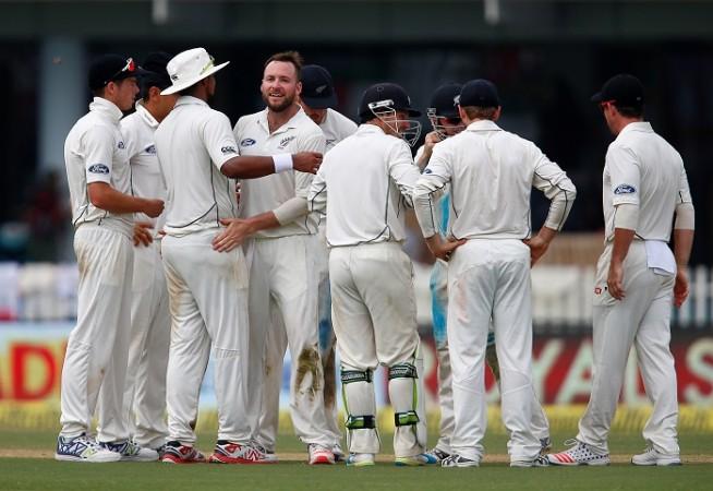 Mark Craig New Zealand India