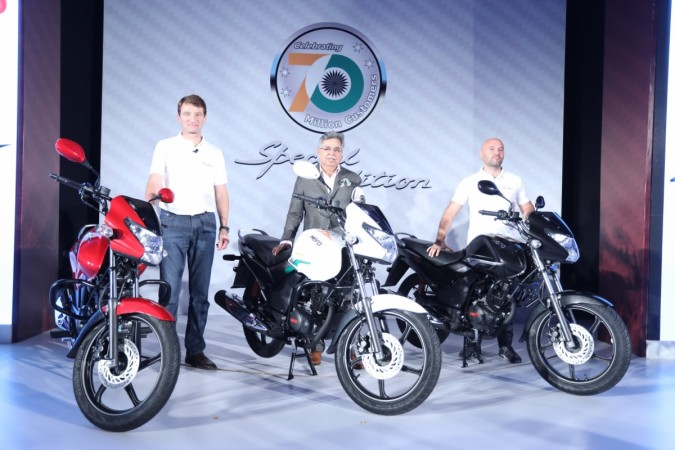 New Hero Achiever 150 launched in India