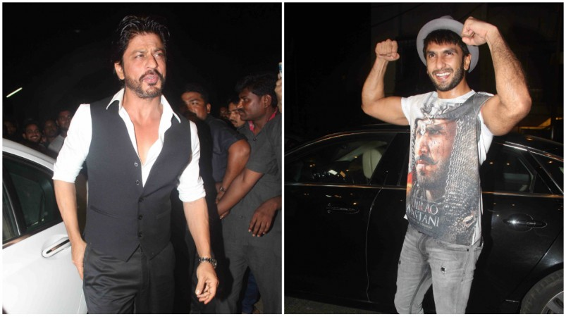 Padmavati not likely to release in 2017; will it clash with Shah Rukh Khan and Aanand L Rai's next?