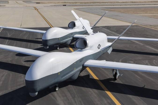 MQ-4C Triton UAV
