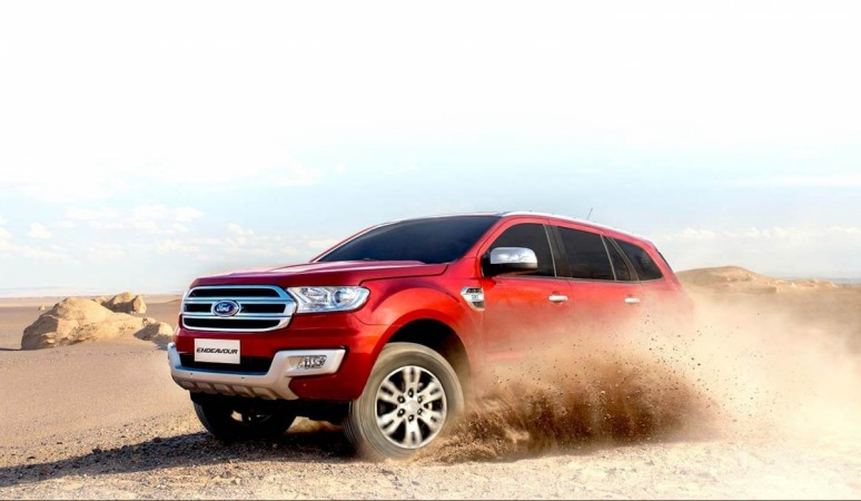 Ford Endeavour prices slashed by up to Rs 2.82 lakh