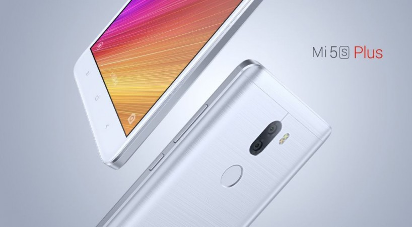 Xiaomi Mi 5s, 5s Plus with Snapdragon 821 SoC launched