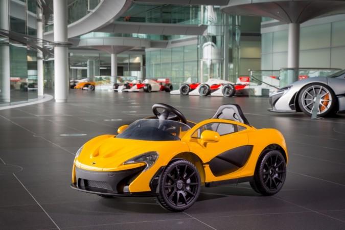 McLaren P1 for kids