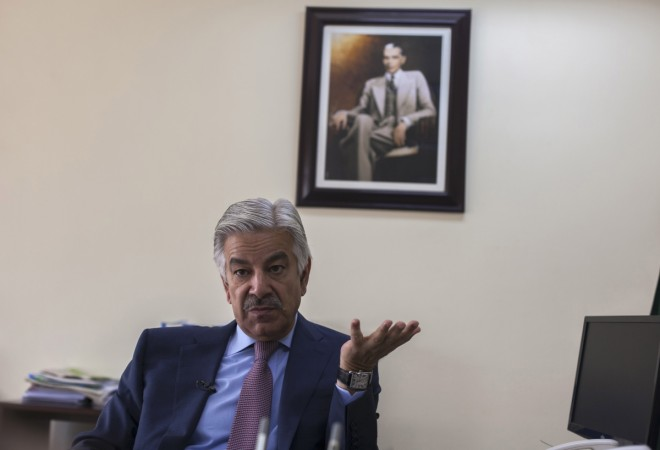 Defence Minister Khawaja Asif says that Indians may have devised the Uri attacks
