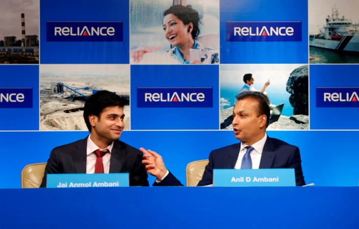 reliance capital agm anil ambani anmol ambani tina munim actress hindi films reliance life insurance general listing home finance commercial finance mutual fund MF