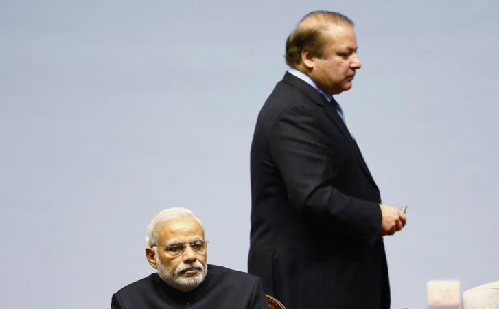 Narendra Modi nawaz shariff