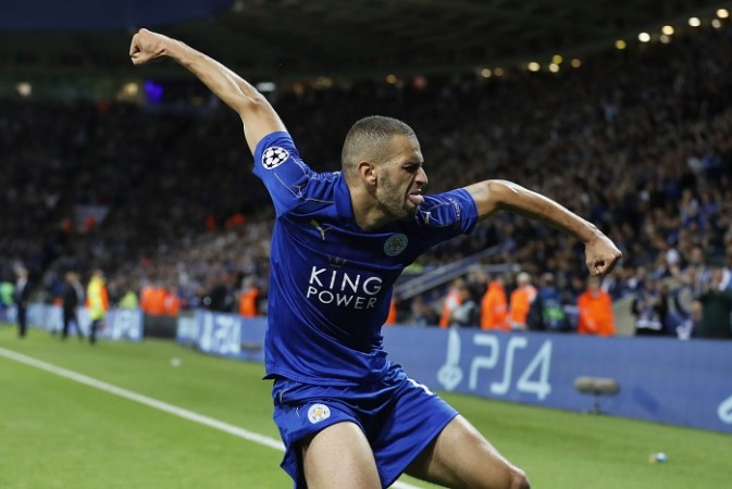 Leicester City Islam Slimani