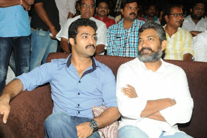 SS Rajamouli and Junior NTR