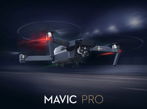 DJI Mavic Pro: Wonder foldable mini drone launched; key features, price details