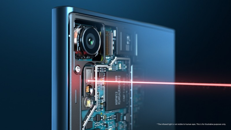 Sony Xperia XZ has laser auto focus and triple image sensing technology