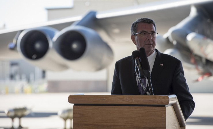 Ash Carter speaks on nuclear technology