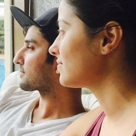 Puru Chibber and Aparna Dixit