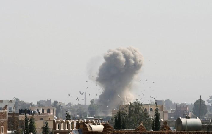 France began an air strike against Isis on Friday, September 30
