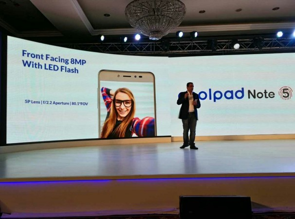 Coolpad Note 5 launch updates live