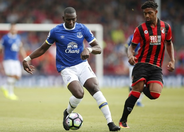 Yannick Bolasie Everton Jordon Ibe Bournemouth