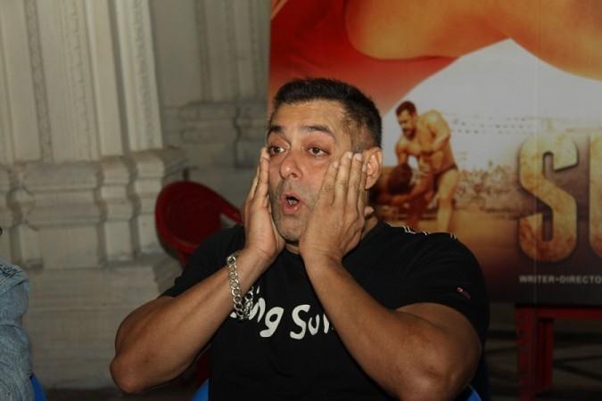 MNS slams Salman Khan for supporting Pakistani artistes.