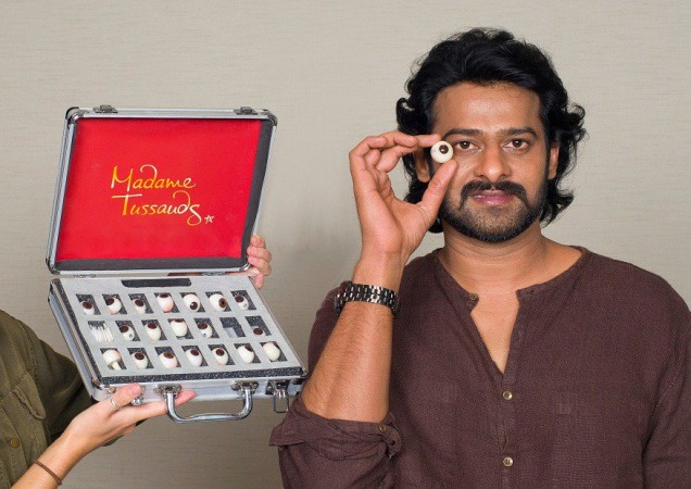 Prabhas to have his wax statue immortalized at Madame Tussauds