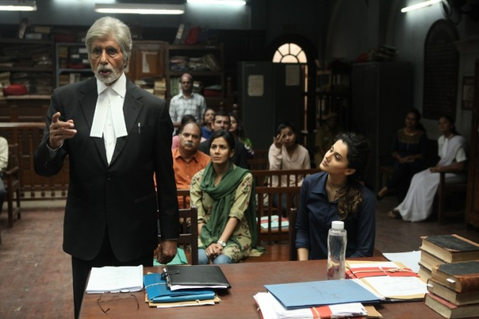 Pink 15-day box office collection: Big B's film beats Mohenjo Daro lifetime record