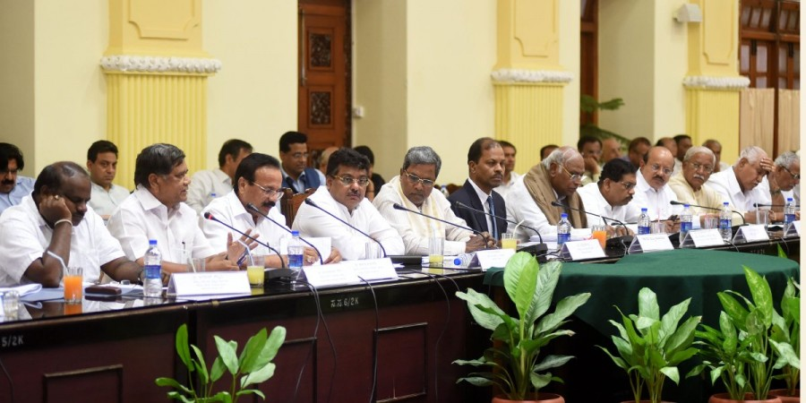 All-party meeting in Karnataka