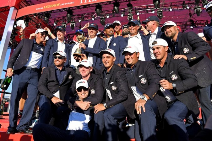Ryder Cup 2016 USA