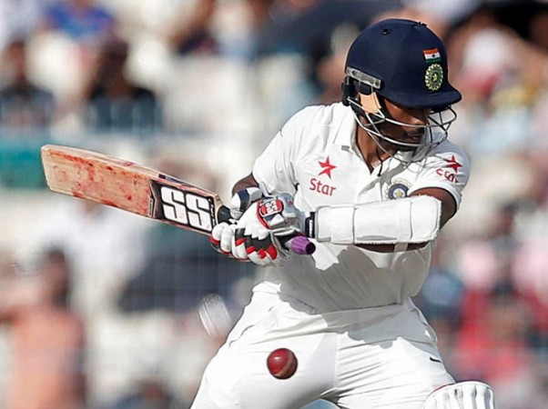 Wriddhiman Saha India New Zealand
