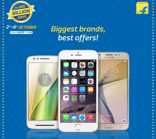 Flipkart Big Billion Days 2016 Day 2: Top smartphone deals you should not miss out