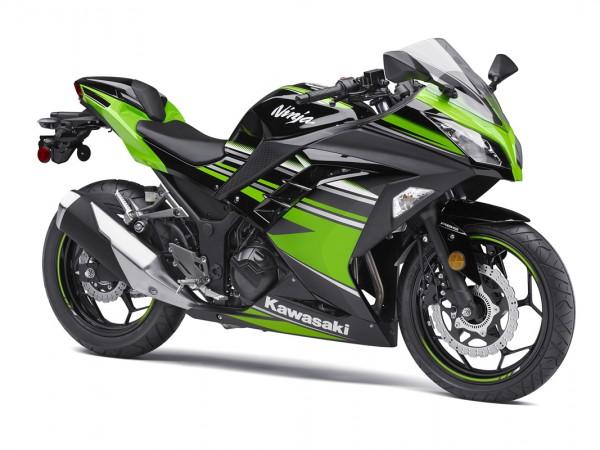 Kawasaki Ninja 300 KRT edition