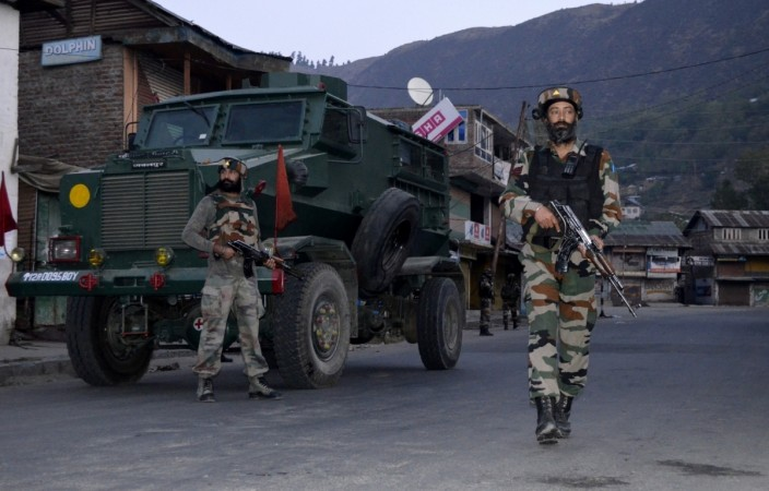 Army, Indian army, J&K