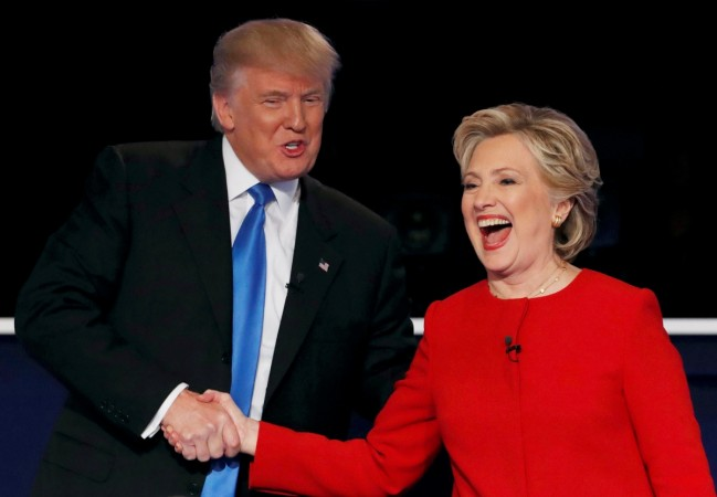 Hillary Clinton's accusations against Trump on his taxes during the debate gains ground with the leak