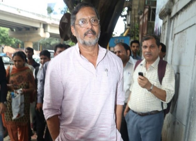 Nana Patekar slams Bollywood celebs for supporting Pakistani actors. Pictured: