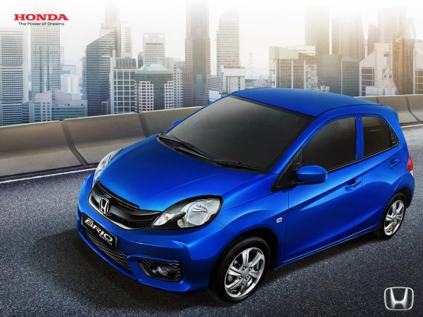 Honda Brio Facelift: Everything to know
