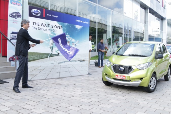 Riding on Datsun redi-Go, Nissan India posts 89% growth in September
