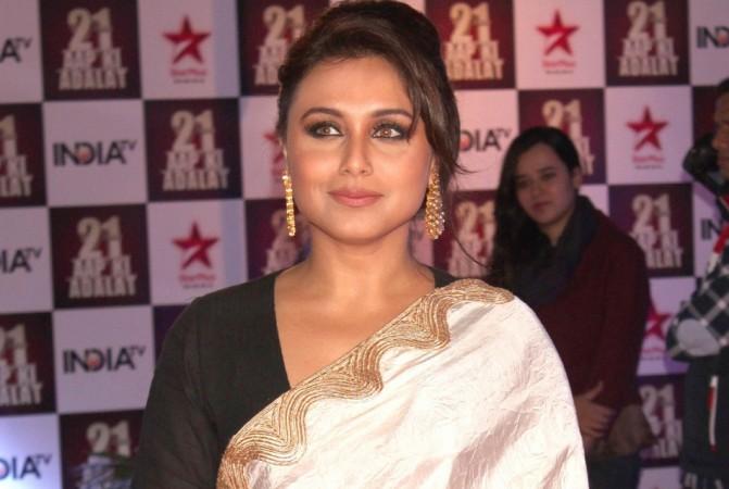 Rani Mukherji to make a comeback with husband Aditya Chopra's next?