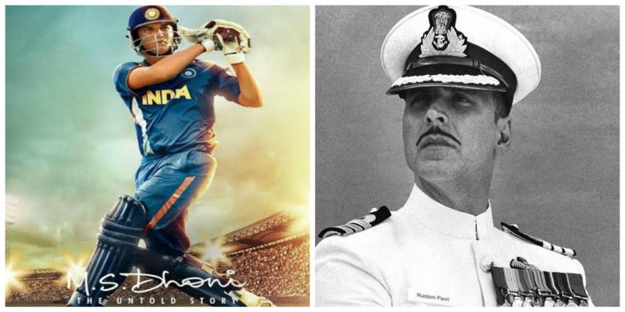 MS Dhoni The Untold Story and Rustom