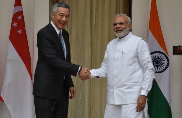 India-Singapore