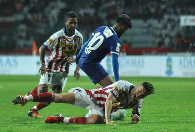 Atletico de Kolkata Chennaiyin FC