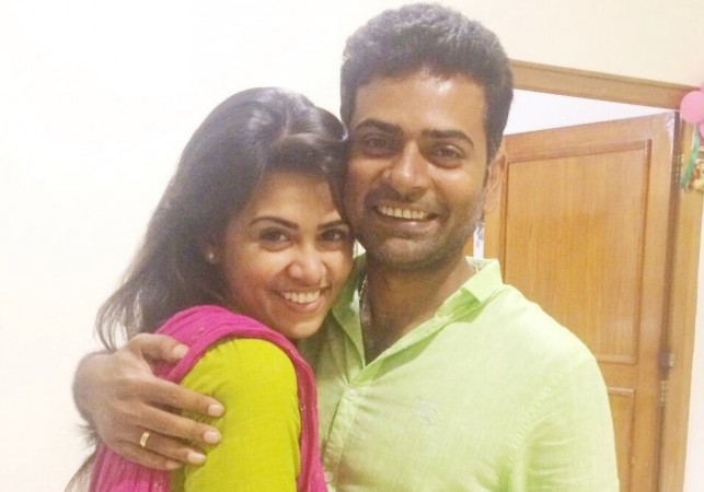 Alphonse Puthren and Aleena