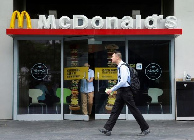 McDonald's Singapore
