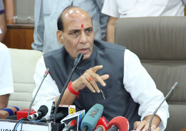 Centre to initiate sustained dialogue to solve Kashmir issue: Rajnath Singh