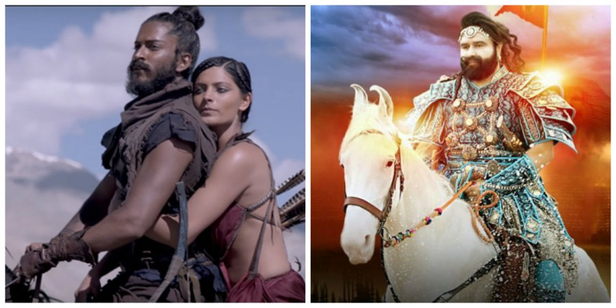 Mirzya and MSG The Warrior: Lion Heart