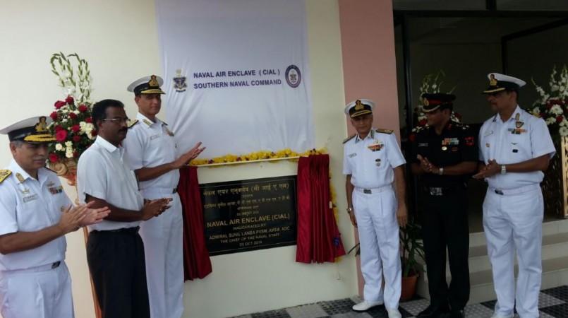 Naval Air Enclave