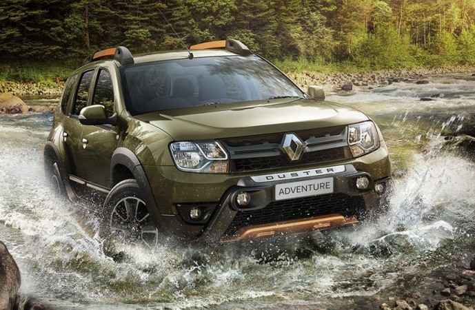 2018 renault duster suv gets price cut up to rs 1 lakh base model costs rs lakh now. Black Bedroom Furniture Sets. Home Design Ideas