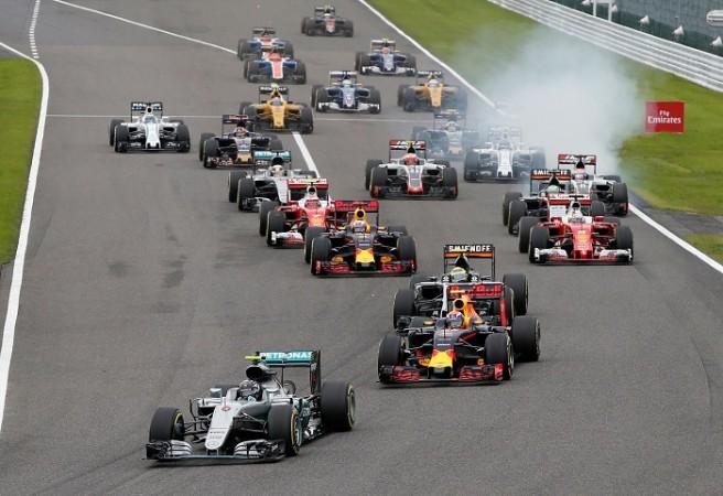 Nico Rosberg Mercedes Japanese GP