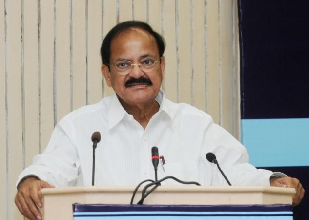 No begging please: M Venkaiah Naidu reminds fellow members