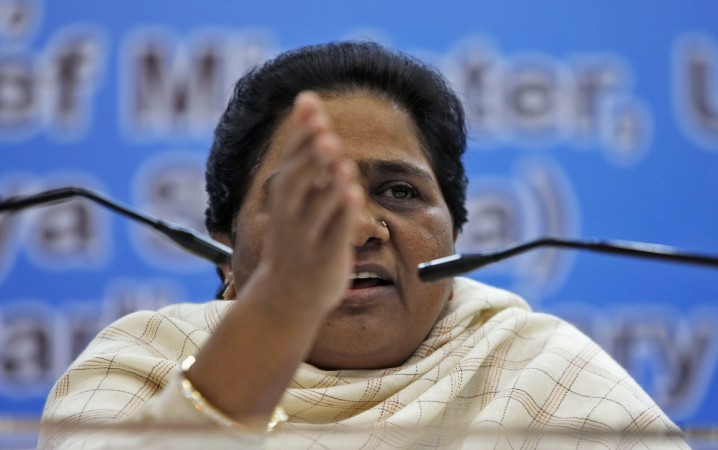 Mayawati threatens to resign from RS, BJP objects to her conduct