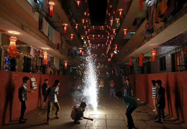 SC Bans Sale, Stocking of Firecrackers in National Capital Region