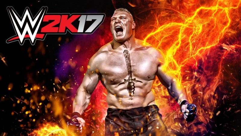 WWE 2K17 for PS4: How to play Goldberg vs Brock Lesnar; before the actual physical match takes place at Survivor Series 2016