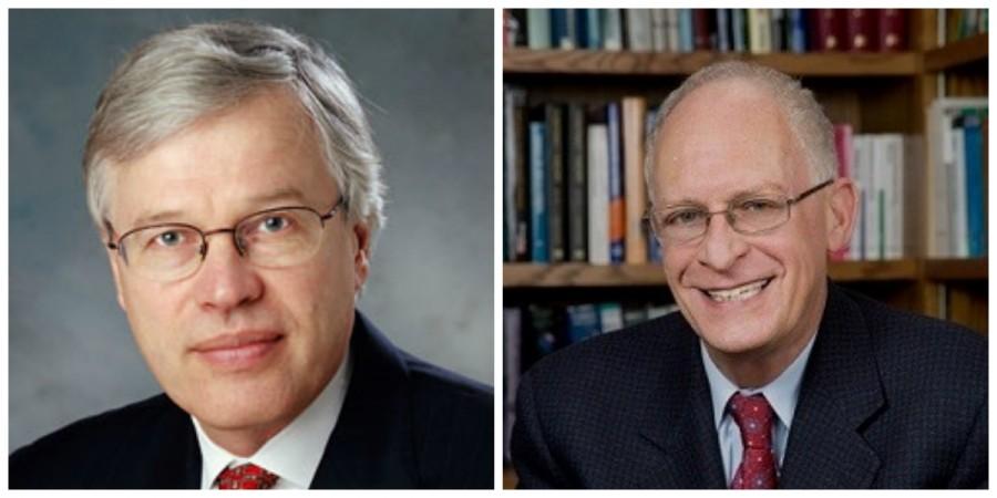 Bengt Homstrom and Oliver Hart